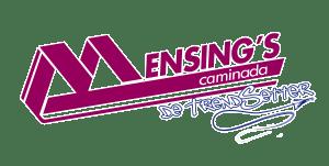 Mensing's Caminada Web shop logo